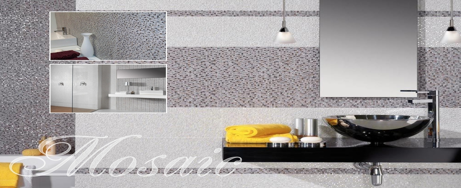 Mosaic gris